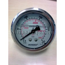 Манометр гидравлический для TMH 200